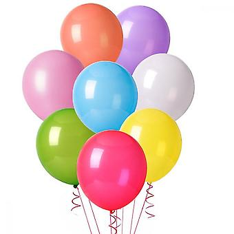 Party Balloons Multicolor For Birthday, Wedding, Decorations And Baby Shower Supplies
