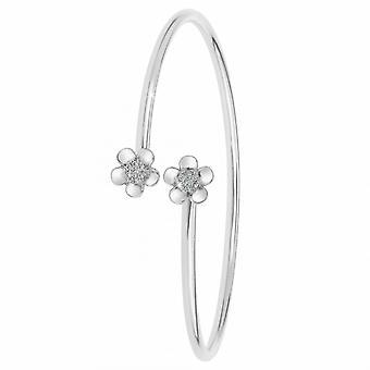 Bracelet Femme Ang�le M - B2533-ARGENT M�tal Argent
