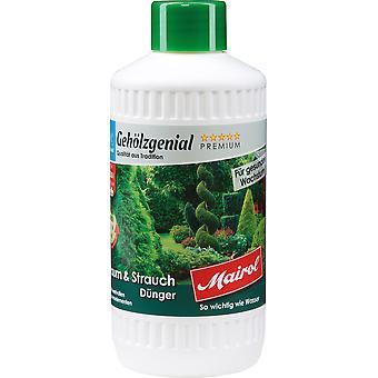 MAIROL Tree and Shrub Fertilizer Liquid, 500 ml, woody genius