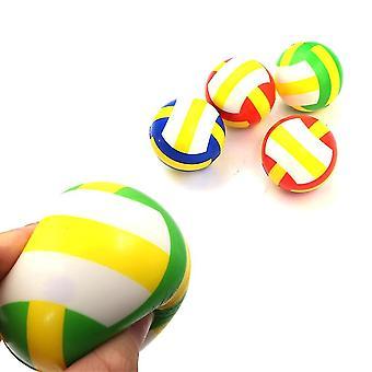 Mini Volleyball Squeeze Foam Ball Jouet d'extérieur