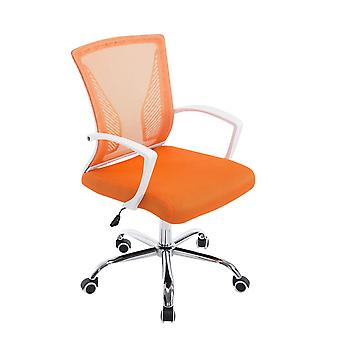 Silla de oficina - Silla de escritorio - Oficina en casa - Moderna - Naranja