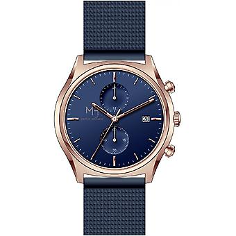 Marco Milano Blue Stainless Steel MH99235G2 Men's Watch