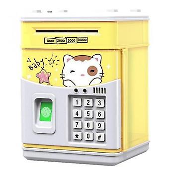 Elektronisches Sparschwein Kinder Münzbank mit Code Spardosenbanken für Kinder
