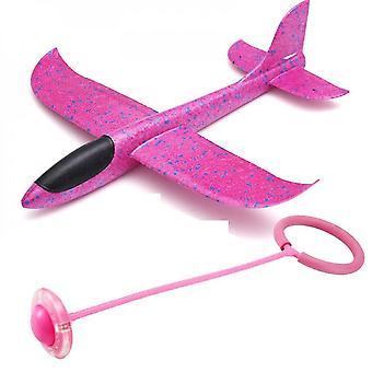 Bubble Flugzeug werfen Segelflugzeug Flugzeug Spielzeug