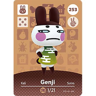 Amiibo-Kreuzungskarte Nr.241-270 - Spielkarten