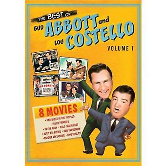 Vol. 1-Best of Bud Abbott & Lou Costello [DVD] USA importieren