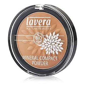Lavera Mineral Compact Powder - # 03 Honey - 7g/0.2oz