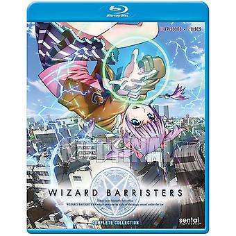 Wizard Barristers [Blu-ray] USA import