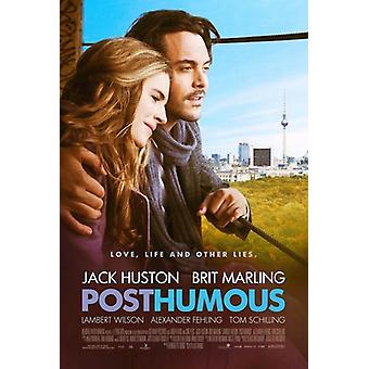 Posthumous [DVD] USA import