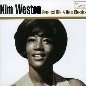 キム ・ ウェストン - 最大ヒット & レア クラシック [CD] USA 輸入