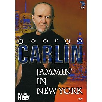 George Carlin - George Carlin: Jammin ' i New York [DVD] USA import