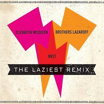 Elizabeth McQueen - Elizabeth McQueen Meet Brothers Lazaroff-the Lazie [CD] USA import