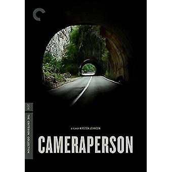 Kameramann [DVD] USA import