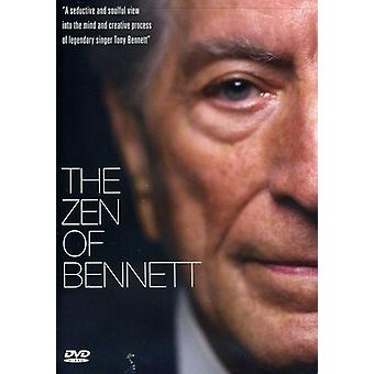 Tony Bennett - Tony Bennett-the Zen van Bennett [DVD] USA import