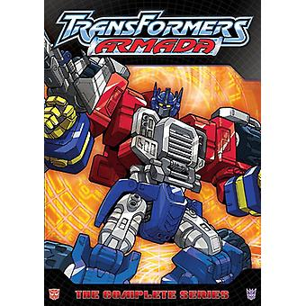 Transformers Armada : The Complete Series [DVD] USA import