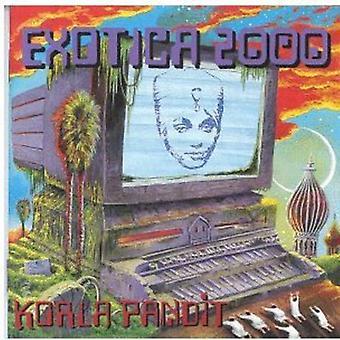 Korla Pandit - Exotica 2000 [CD] USA import