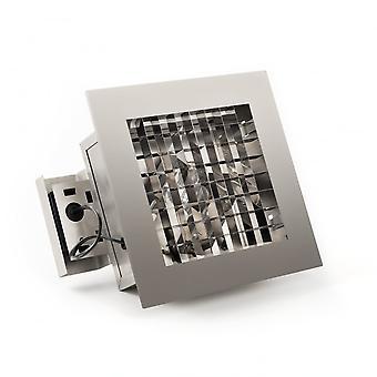 Konstsmide Recess Light Stainless Steel