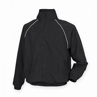 Tombo Teamsport Childrens Unisex Start Line Track Sports Training Jacket