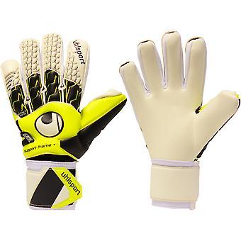 UHLSPORT SOFT SF + HN de portero guantes tamaño