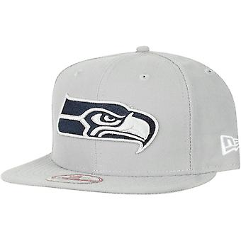 New Era 9Fifty Snapback Cap - NFL Seattle Seahawks grau
