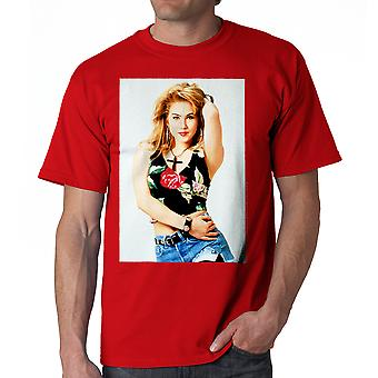 Married With Children Kelly Cross Men's Red T-shirt