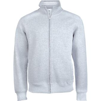 Kariban heren Full Zip Fleece jas