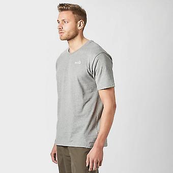 Neue Peter Storm Men's Heritage II Kurzarm T-Shirt grau