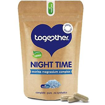 Together Health OceanPure Night Time Complex, 60 Capsules