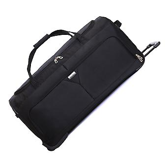 Karabar Montoro bolso con ruedas de 34 pulgadas, negro