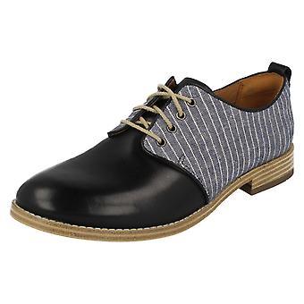 Ladies Clarks Smart Lace Up Fashion Shoes Zyris Toledo