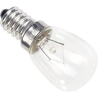Barthelme 00982610 mini pære 220 V, 260 V 6 W, 10 W E14 EØF: E (A + +-E) Clear 1 PC (er)