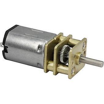 Sol Expert G298-2 Micro motor G 298-2 Steel cogwheels 1:298 5 - 75 rpm