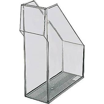 Leitz 2475 24750002 Magazine file A4, C4 Transparent, Glassy Polystyrene 1 pc(s)