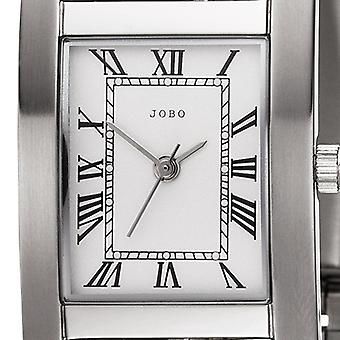 JOBO ladies wrist watch quartz analog stainless steel ladies watch