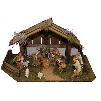 Cuna cuna madera ISRAEL Natividad Navidad natividad estable