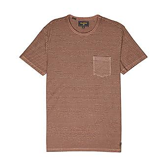 Billabong Stringer korte mouw T-shirt in Hazel