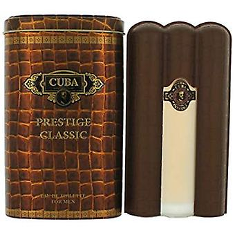 Cuba Prestige Gold Eau de Toilette 90ml EDT Spray