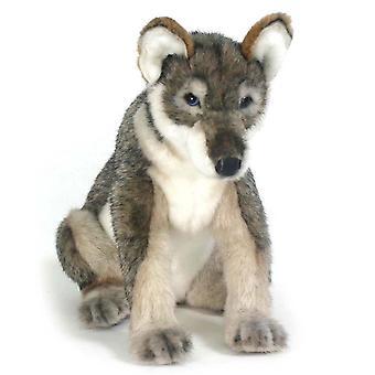 Hansa séance Wolf Pup (30cm)