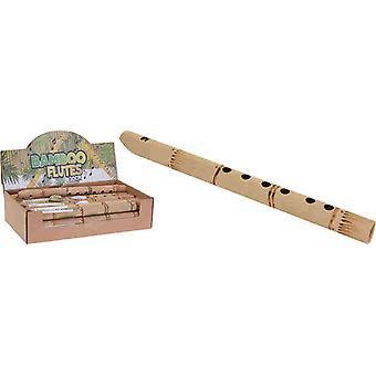 Fluit bamboe 30cm