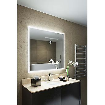 Reine rasoir Edge LED salle de bain miroir avec désembuage & capteur k843i