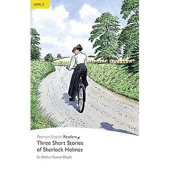Nivå 2-tre korte historier av Sherlock Holmes (2 revidert utgave)