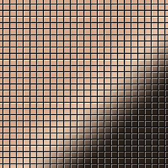 Metal mosaic Copper ALLOY Glomesh-CM