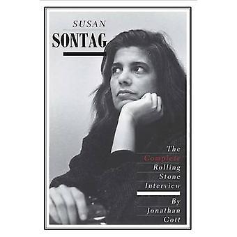 سوزان سونتاج-المقابلة كاملة رولينغ ستون من Cott جوناثان-