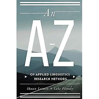 Ein AZ angewandte Linguistik Forschungsmethoden