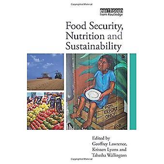 Seguridad alimentaria; Nutrición y sustentabilidad