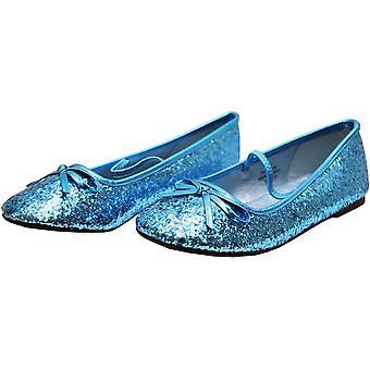 Flat balett Glitter Ch Bu Xsm