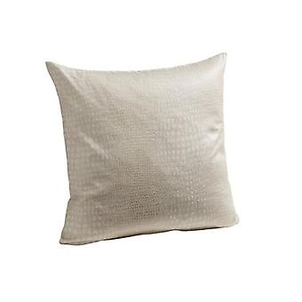 4 piece Gözze high quality deco pillow case marble look natural approx. 40x40cm