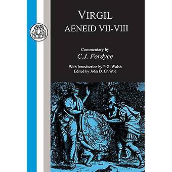 Virgil Aeneid VIIVIII by Virgil