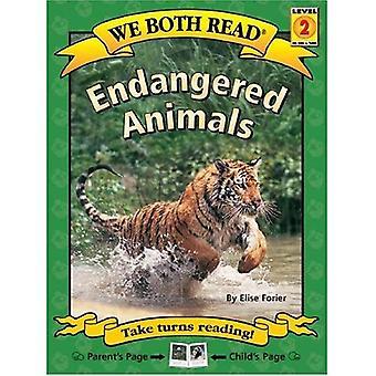 Endangered Animals (We Both Read - Level 2 (Hardback))