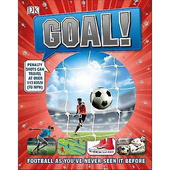 Goal! - Football As You've Never Seen It Before by DK - 9780241228227